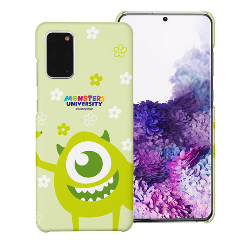 Galaxy Note20 Case (6.7inch) [Slim Fit] Monsters University inc Thin Hard Matte Surface Excellent Grip Cover - Full Mike