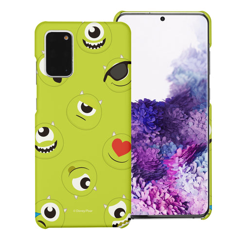 Galaxy Note20 Case (6.7inch) [Slim Fit] Monsters University inc Thin Hard Matte Surface Excellent Grip Cover - Pattern Mike