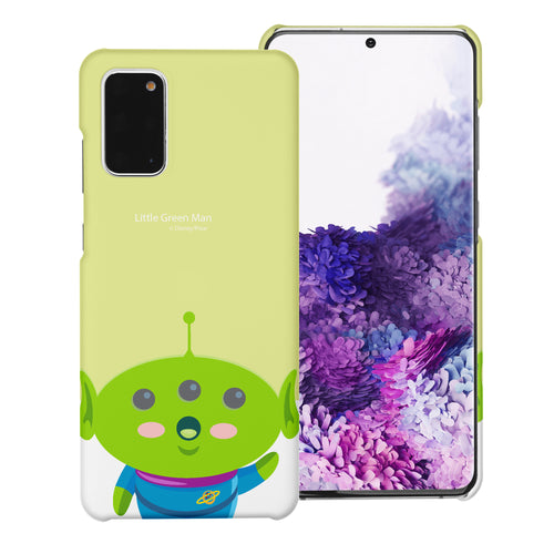 Galaxy Note20 Case (6.7inch) [Slim Fit] Toy Story Thin Hard Matte Surface Excellent Grip Cover - Baby Alien