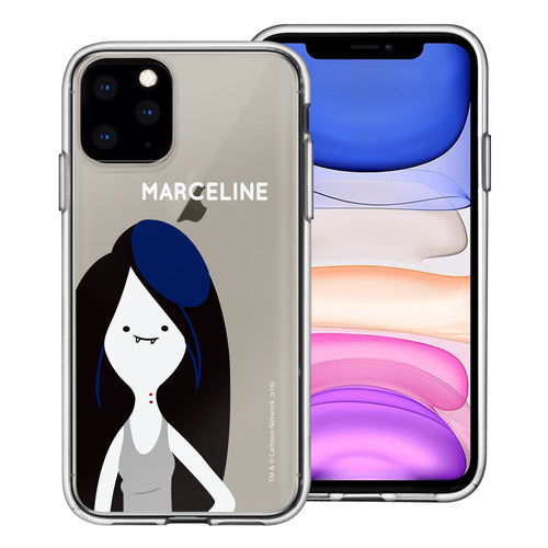 iPhone 11 Pro Max Case (6.5inch) Adventure Time Clear TPU Cute Soft Jelly Cover - Cuty Marceline