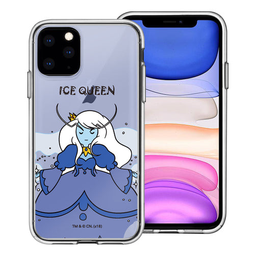 iPhone 11 Pro Max Case (6.5inch) Adventure Time Clear TPU Cute Soft Jelly Cover - Lovely Ice Queen