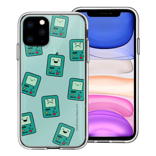 iPhone 11 Pro Max Case (6.5inch) Adventure Time Clear TPU Cute Soft Jelly Cover - Pattern BMO