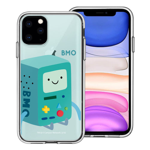 iPhone 12 mini Case (5.4inch) Adventure Time Clear TPU Cute Soft Jelly Cover - Cuty BMO
