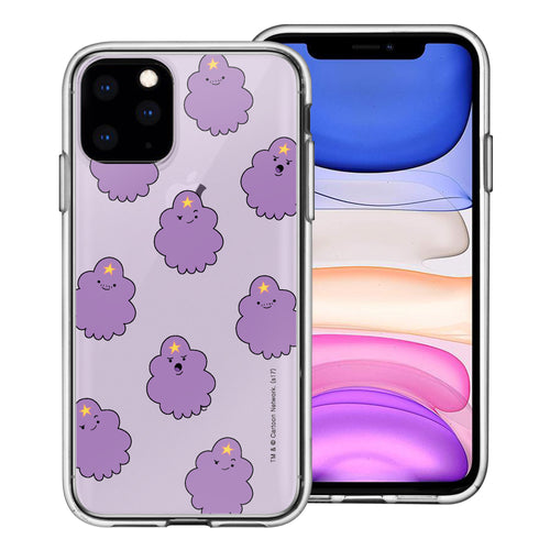 iPhone 11 Pro Max Case (6.5inch) Adventure Time Clear TPU Cute Soft Jelly Cover - Pattern Lumpy