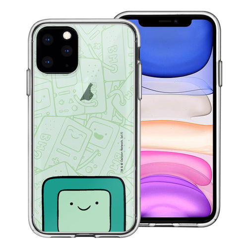 iPhone 12 Pro Max Case (6.7inch) Adventure Time Clear TPU Cute Soft Jelly Cover - Pattern BMO Big