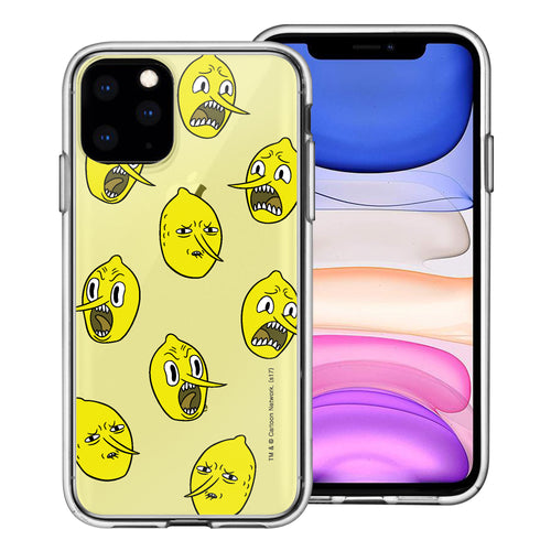 iPhone 11 Pro Max Case (6.5inch) Adventure Time Clear TPU Cute Soft Jelly Cover - Pattern Lemongrab