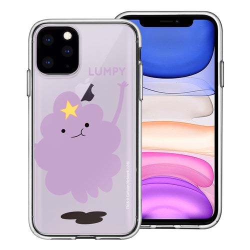 iPhone 12 mini Case (5.4inch) Adventure Time Clear TPU Cute Soft Jelly Cover - Cuty Lumpy