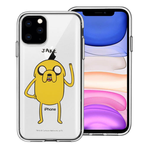 iPhone 12 mini Case (5.4inch) Adventure Time Clear TPU Cute Soft Jelly Cover - Full Jake