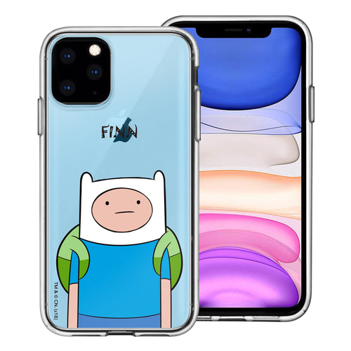 iPhone 12 mini Case (5.4inch) Adventure Time Clear TPU Cute Soft Jelly Cover - Lovely Finn