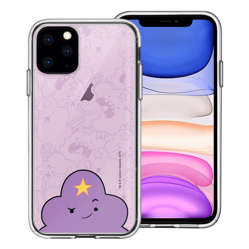 iPhone 12 Pro Max Case (6.7inch) Adventure Time Clear TPU Cute Soft Jelly Cover - Pattern Lumpy Big