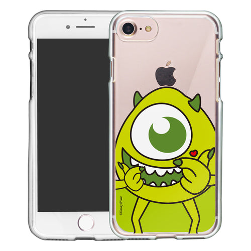 iPhone 5S / iPhone 5 / iPhone SE (2016) Case Disney Clear TPU Cute Soft Jelly Cover - Heart Mike