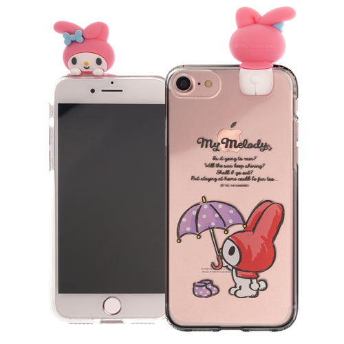iPhone 6S / iPhone 6 Case (4.7inch) My Melody Cute Figure Doll Soft Jelly Cover for - Figure My Melody