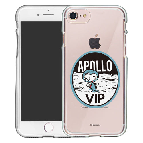 iPhone 6S / iPhone 6 Case (4.7inch) PEANUTS Clear TPU Cute Soft Jelly Cover - Apollo VIP