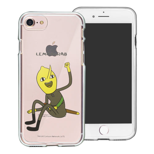 iPhone 8 Plus / iPhone 7 Plus Case Adventure Time Clear TPU Cute Soft Jelly Cover - Full Lemongrab