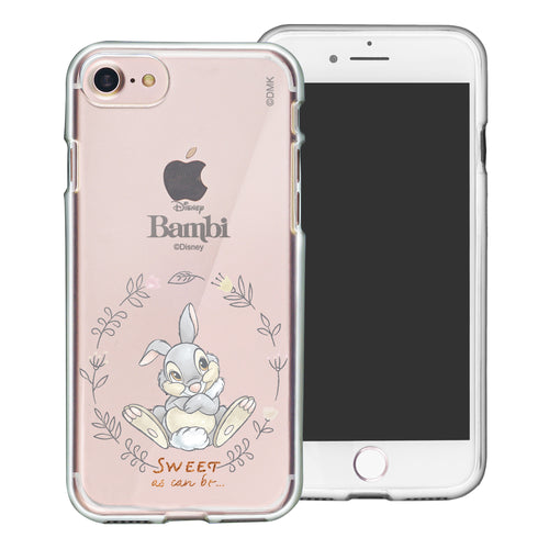 iPhone SE 2020 / iPhone 8 / iPhone 7 Case (4.7inch) Disney Clear TPU Cute Soft Jelly Cover - Full Thumper