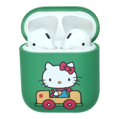 Sanrio AirPods Case Protective Hard PC Shell Cute Cover - Hello Kitty Car