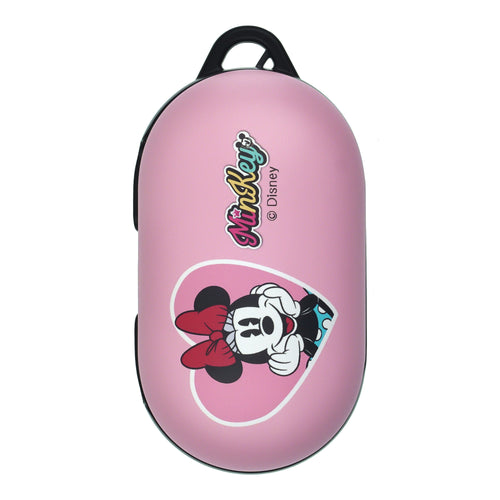 Disney Galaxy Buds Case Galaxy Buds Plus (Buds+) Case Protective Hard PC Shell Cover - Love Minnie Mouse