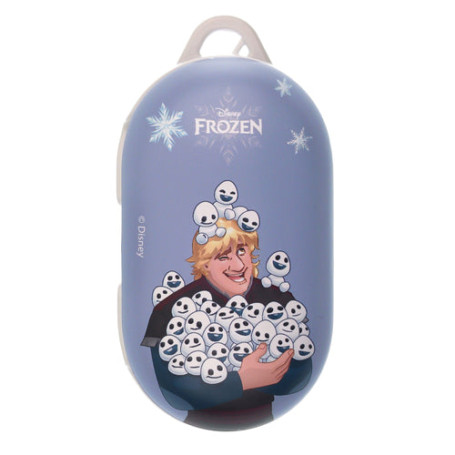 Disney Frozen Galaxy Buds Case Galaxy Buds Plus (Buds+) Case Protective Hard PC Shell Cover - Snow Kristoff