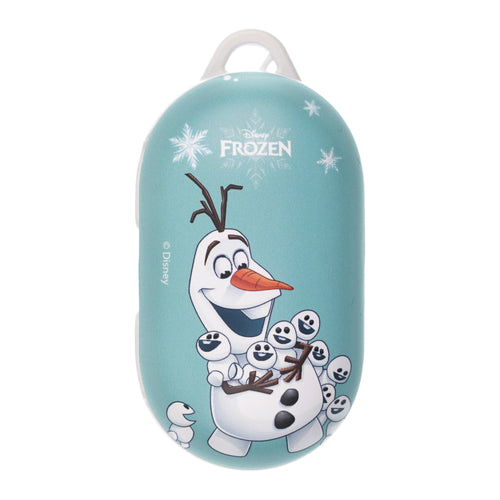 Disney Frozen Galaxy Buds Case Galaxy Buds Plus (Buds+) Case Protective Hard PC Shell Cover - Snow Olaf