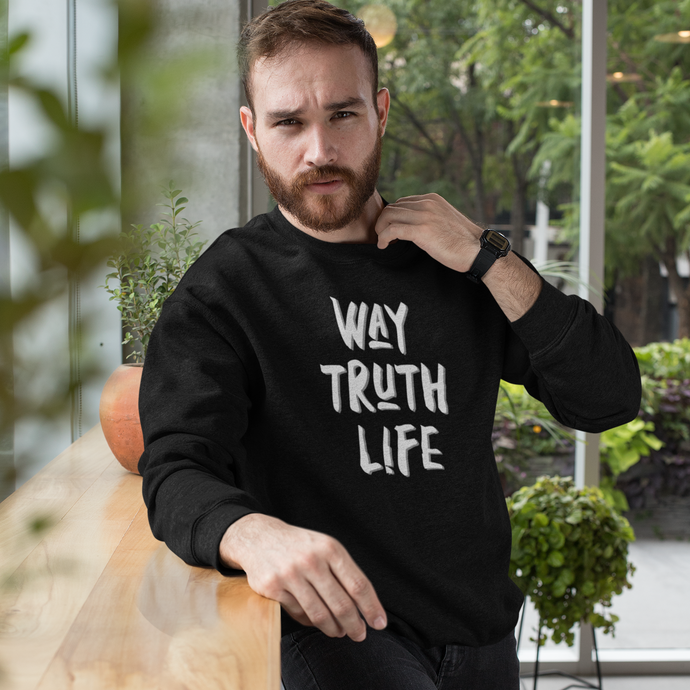 Designer Christian Sweatshirts by Totally Righteous Tees