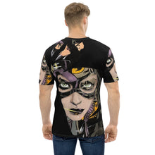 Load image into Gallery viewer, Cat Woman Men's T-shirt