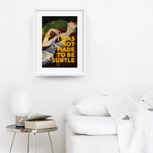 Load image into Gallery viewer, Feminist Art Quotes Wall Art