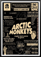 Load image into Gallery viewer, Arctic Monkeys Poster