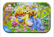 Load image into Gallery viewer, Disney Wooden Jigsaw Puzzles for Children