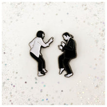 Load image into Gallery viewer, Pulp Fiction Enamel Pin Set Lapel Pins Badge