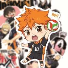 Load image into Gallery viewer, Haikyuu!! Stickers 52pcs