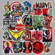 Load image into Gallery viewer, Marvel Super Heroes Stickers