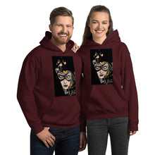 Load image into Gallery viewer, Cat Woman Unisex Hoodie