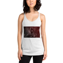 Load image into Gallery viewer, Batman oil painting style Women's Racerback Tank