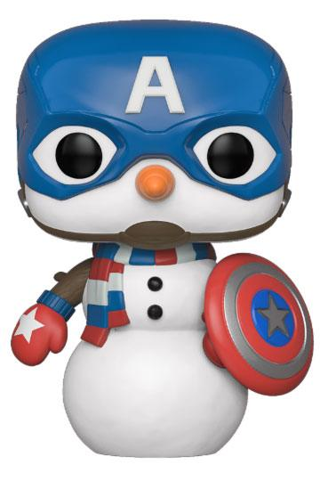 Captain America Snowman (532) Funko POP!