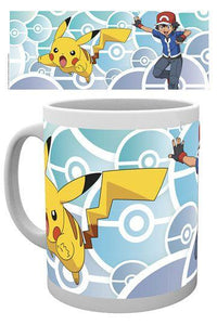 GBeye Mug - Pokemon I Choose You