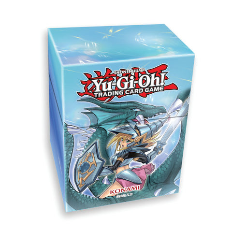Konami Dark Magician Girl the Dragon Knight Deck Case