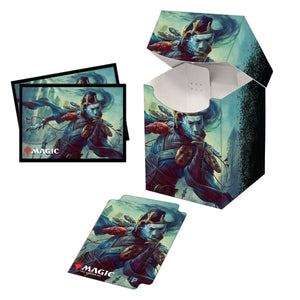 UP MTG Combo Sleeves and Deck Box - Commander Legends V1