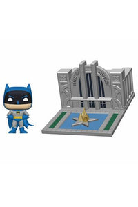 Batman with Hall of Justice (09) Funko POP!
