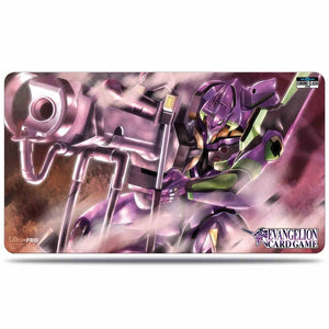UP Evangelion Card Game EVA-01 Playmat