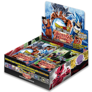 Dragon Ball Super B9 Universal Onslaught Booster Box