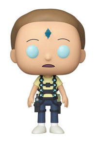 Rick & Morty - Death Crystal Morty (660) Funko POP!