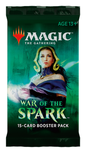 MTG War Of The Spark Booster Pack