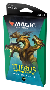 MTG Theros Beyond Death Theme Booster Green