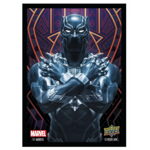 Marvel Card Sleeves - Black Panther (65 Sleeves)