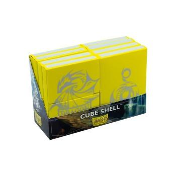 Dragon Shield Cube Shell (Yellow)