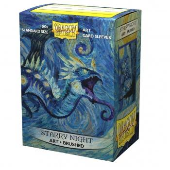 Dragon Shield Starry Night Art Matte Sleeves 100pc