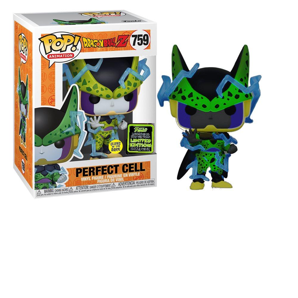 Dragon Ball Z - Perfect Cell (Glow) Spring Convention 2020 Funko POP!