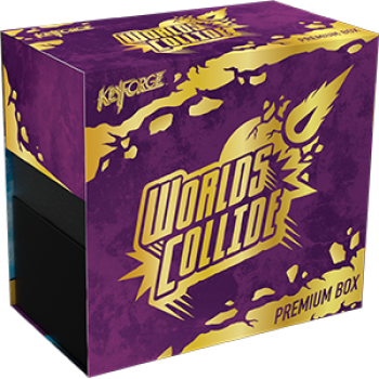 Keyforge World's Collide Premium Box