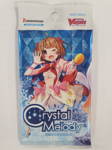 Cardfight!! Vanguard Crystal Melody Booster Pack