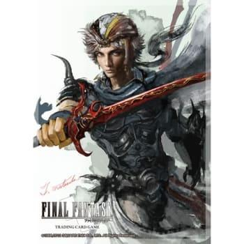 Final Fantasy TCG Sleeves - Final Fantasy 2 60pc